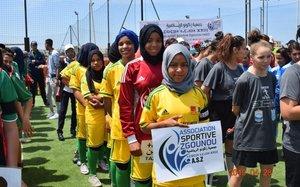El futbol empodera les dones marroquines