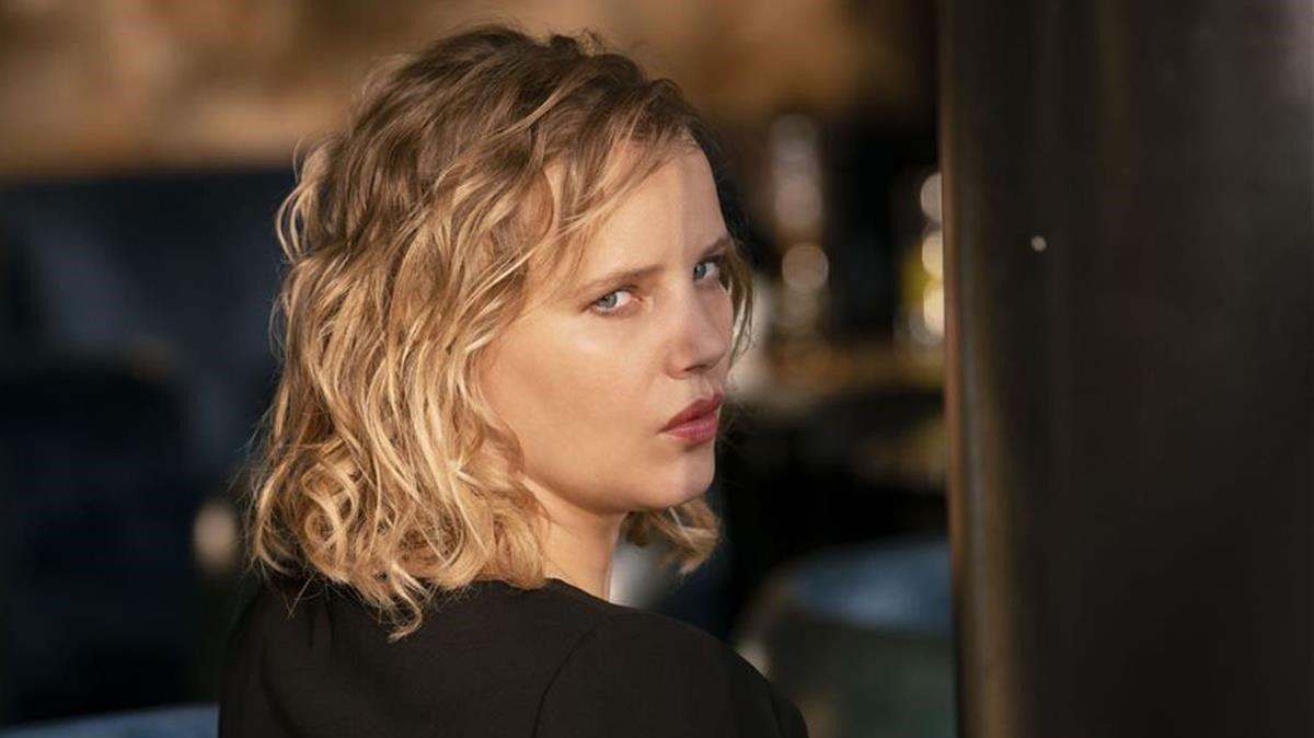 Joanna Kulig, en la serie 'The Eddy'.