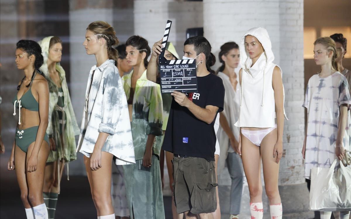 Comença una 080 Barcelona Fashion virtual