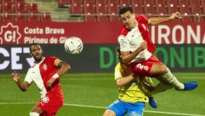 Bernardo salva un punt per al Girona