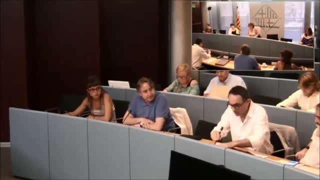 Comissió Drets Socials Ajuntament de Barcelona