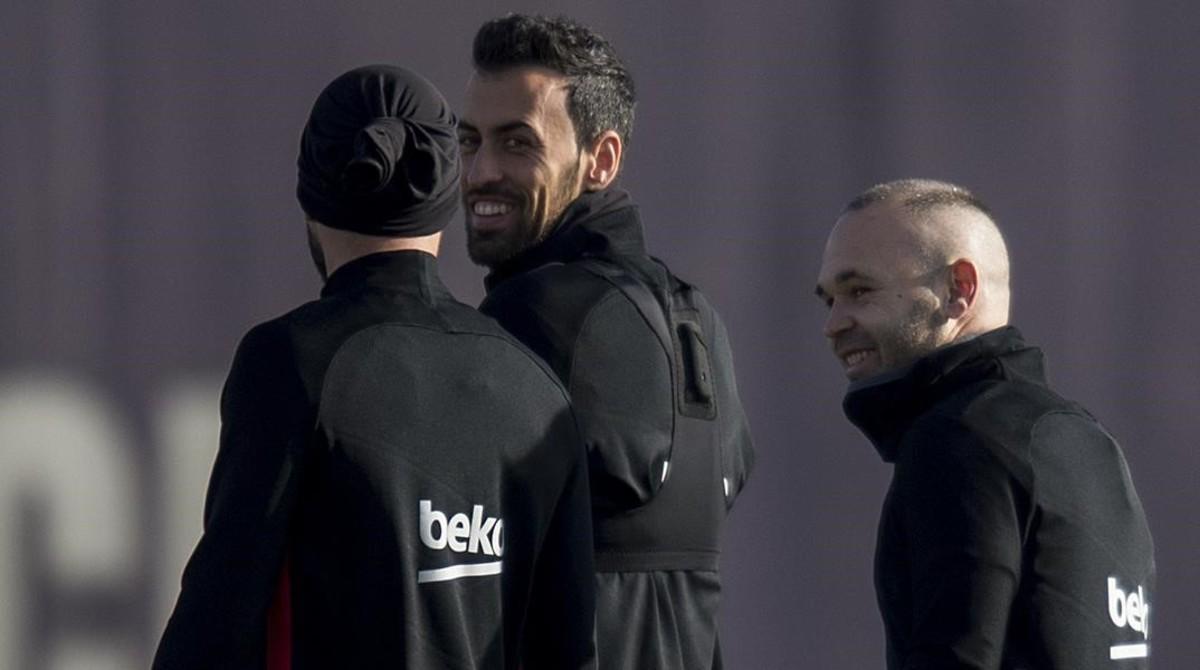 El Barça reinicia este sábado los entrenamientos