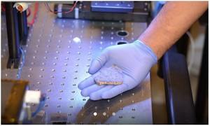 Un trozo de un meteorito de origen marciano viajará a bordo de la misión rover Mars 2020 de la NASA