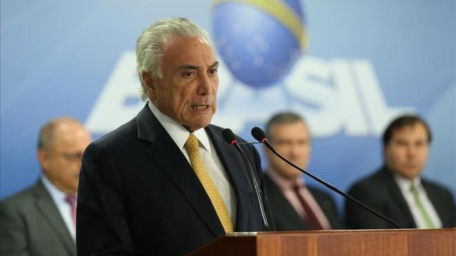 El Ejército de Brasil toma el control de la seguridad de Río de Janeiro
