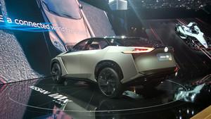 Nissan IMx Kuro, el concept que conduce como tú