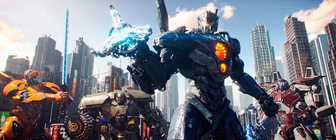`Pacific Rim: Insurrección¿, película sobre robots.
