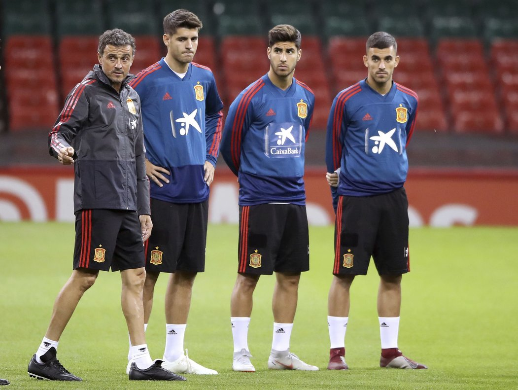 ¿Cuánto mide Dani Ceballos? - Altura - Real height 1539198927757