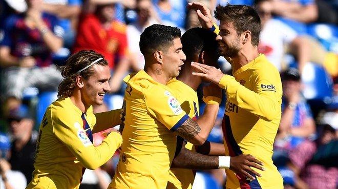 Griezmann y su relación con Messi: Es difícil que nos hablemos