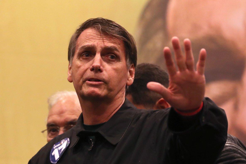 Jair Bolsonaro es el favorito para ganar la segunda vuelta presidencial en Brasil.