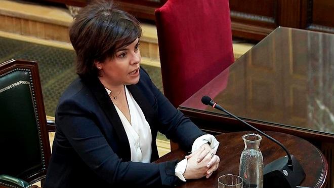 """Santamaría: """"Els que no van valorar modificar la Constitució van ser els acusats"""""""