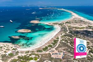 La playa de Ses Illetes.