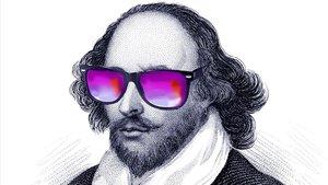 Así se anuncia el ciclo sobre Shakespeare del Centre Cívic Navas.