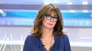"Ana Rosa estalla contra el miembro de Izquierda Unida que escribió 'Almeida cara polla': ""Eres tonto"""