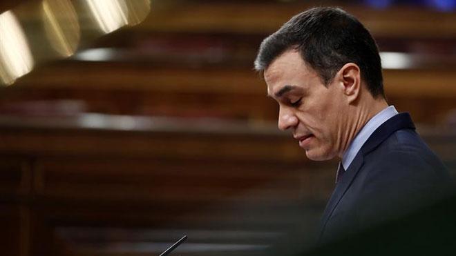Sánchez aparca els Pressupostos d'aquest any i n'anuncia uns de «reconstrucció» per al 2021