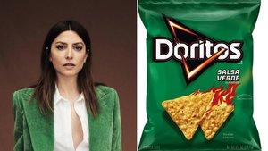 El fil de Twitter que revela tots els 'looks' Doritos de Bárbara Lennie