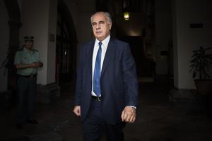 Rafael Blasco, condenado por el Caso Cooperación, obtiene sus dos primeros permisos para salir de la cárcel.