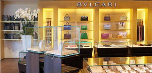 Boutique Bulgari de la Roca Village.