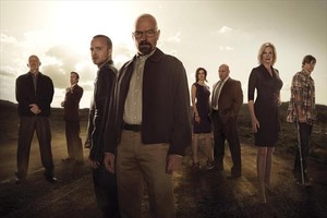 Imagen promocional de 'Breaking bad'.