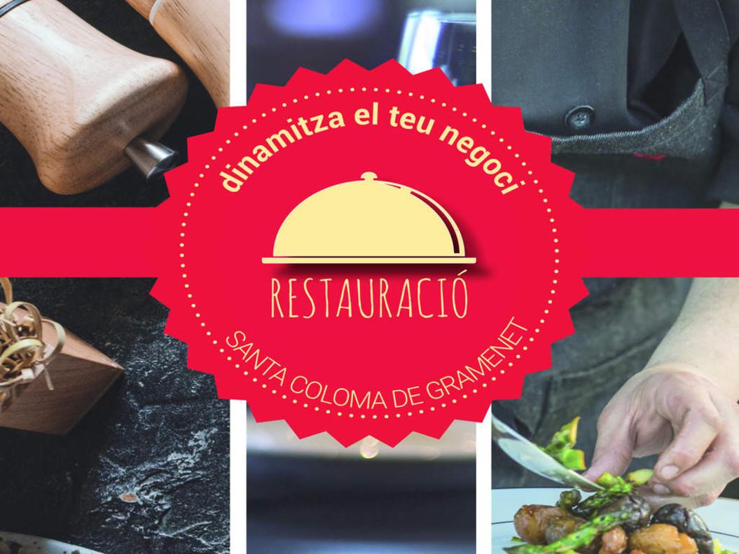 Campaña de mejora de la imagen de los bares y restaurantes de Santa Coloma.