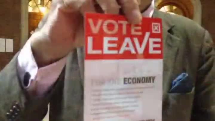La campañas del in y del out se movilizan en las úñtimas horas antes del referéndum del brexit