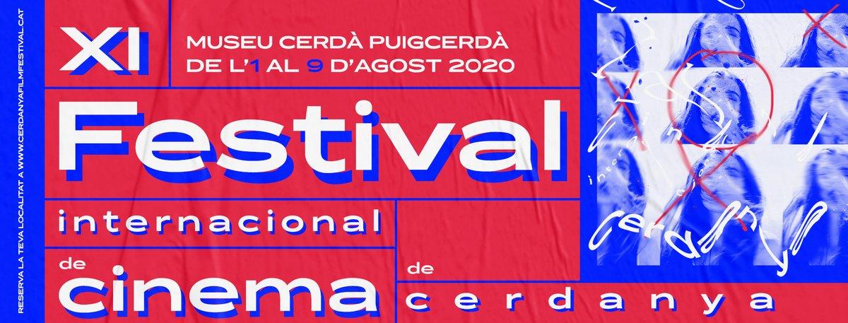 Cartel del Cerdanya Film Festival 2020
