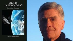 El filósofo Mario Bunge, autor del prólogo a ¿Qué es la tecnología? de Dominique Raynaud (Laetoli, 2018)