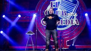 Alberto Chicote, en su debut como monologuista en El club de la comedia.