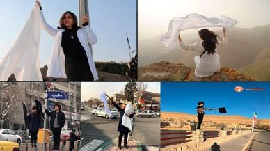 Irán, cuando la revolución es quitarse el velo