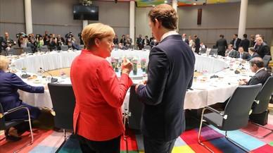 Europa más fortificada, la Unión más frágil