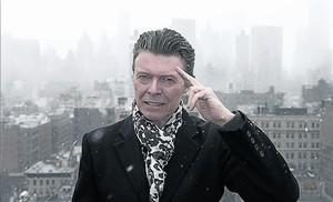David Bowie, en una imagen del año 2013.