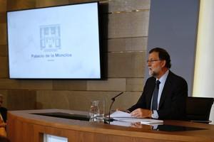 Rajoy demana que tots els partits firmin el pacte antiterrorista