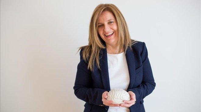 La doctora y divulgadora María José Mas, autora de 'El cerebro en su laberinto'.