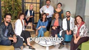 Elenco de la segunda temporada de 'Madres. Amor y vida'.