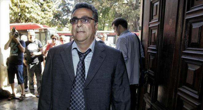 El empresario Enrique Ortiz, en una imagen archivo.
