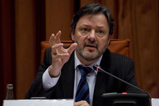 Enric Marín, periodista y profesor de Comunicación.