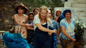 Escena de Mamma mia! La película.
