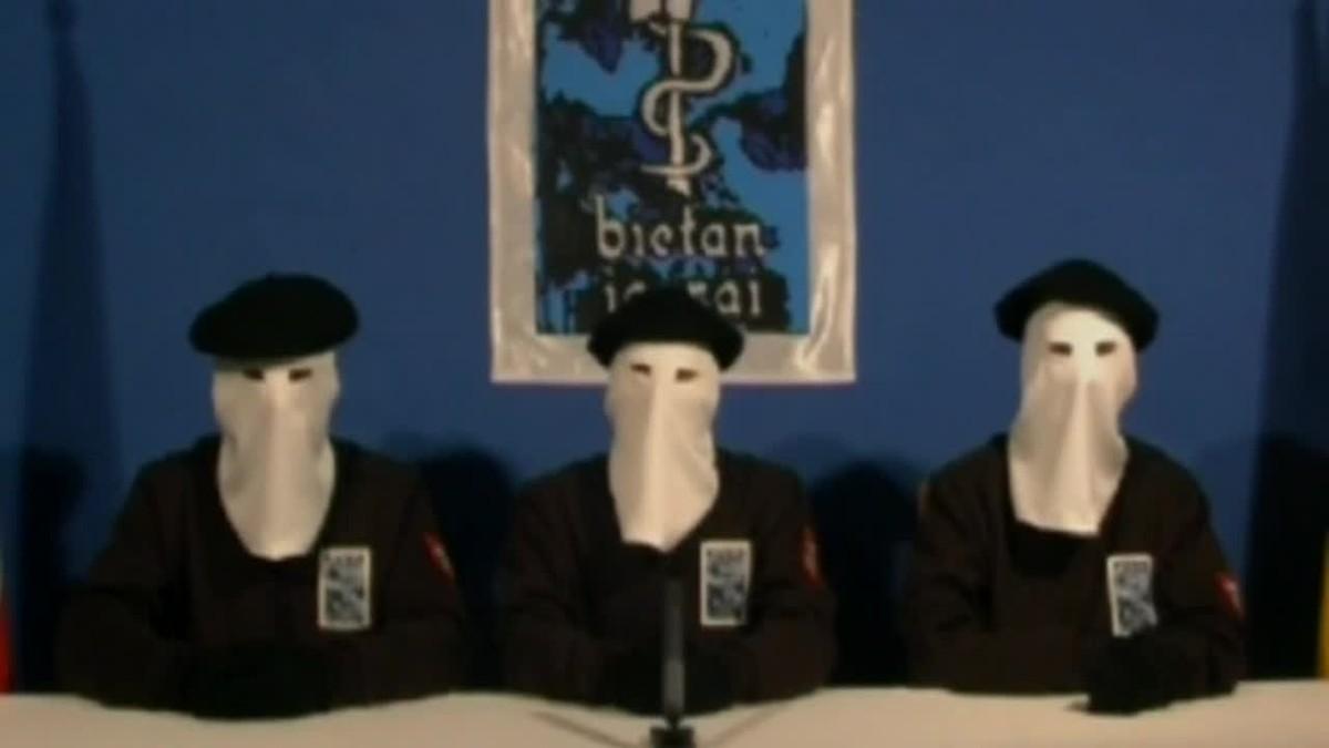 ETA anunciará su disolución a través de un vídeo
