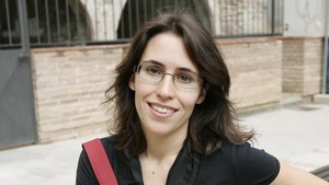 Eva Baltasar, poeta yautora de Permagel.