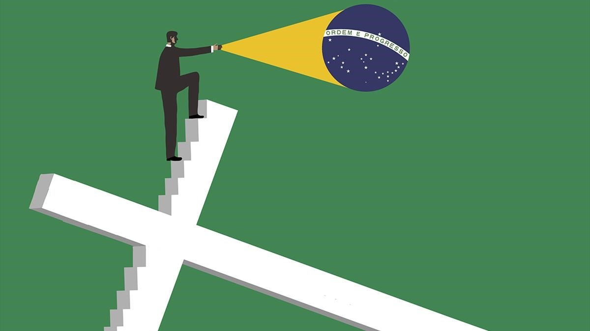 Evangèlics i Bolsonaro