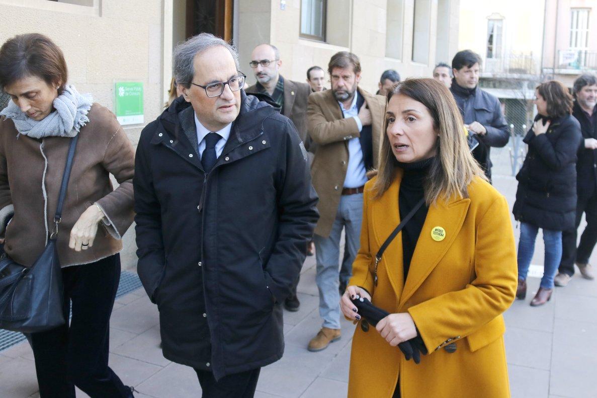 Meritxell Budó substituirà Elsa Artadi com a consellera de Presidència i portaveu del Govern