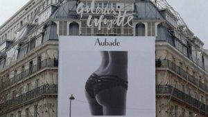 Galerías Lafayette retira un anuncio sexista tras las críticas desde la alcaldía
