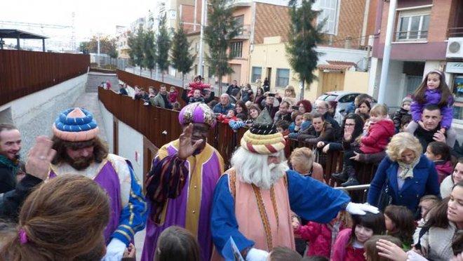 Els carters dels Reis Mags s'instal·len a Gavà
