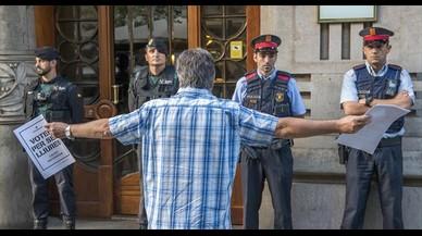 Mossos ayudaron a cargos del Govern a eludir la investigación de la Guardia Civil