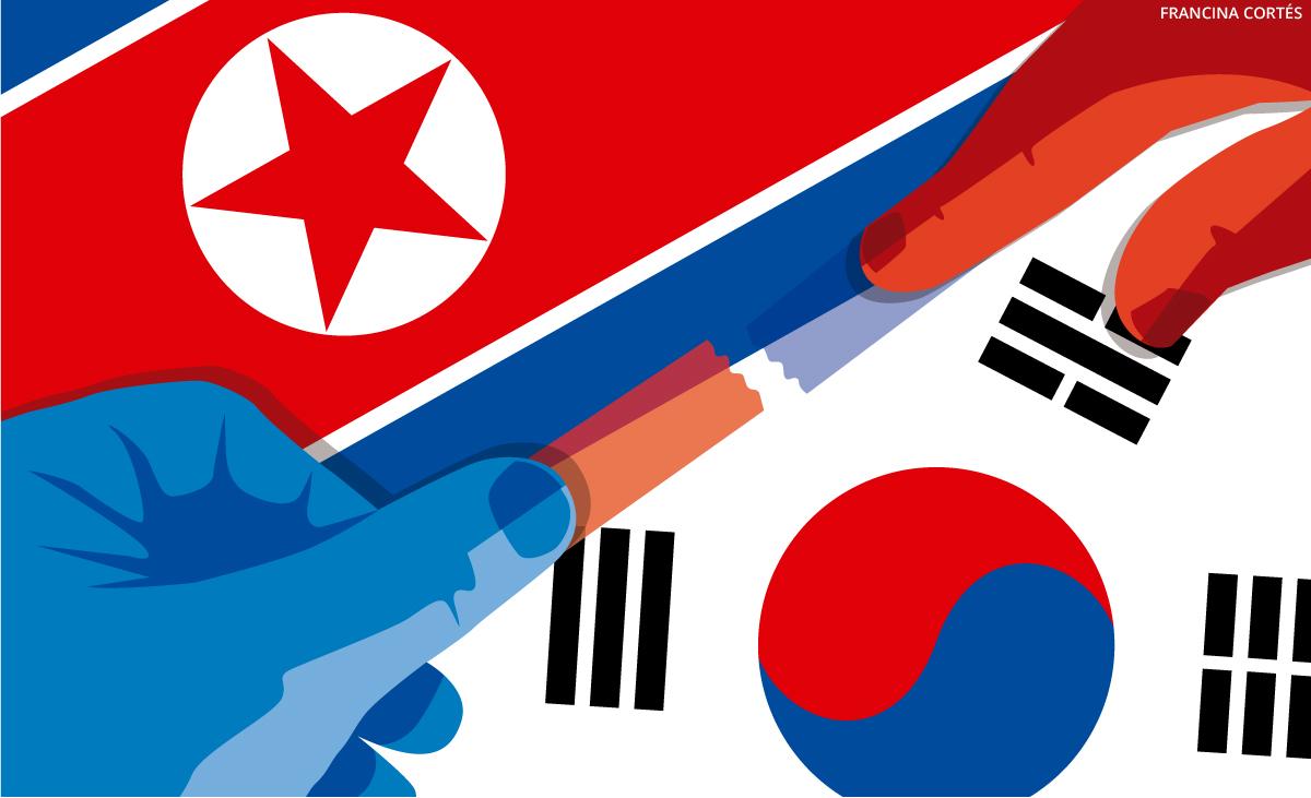 La reunificación coreana: tan lejos y tan cerca