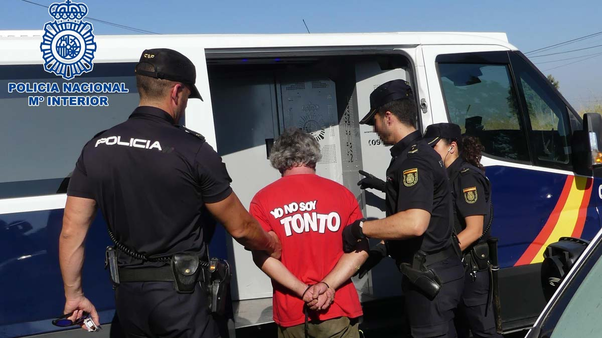 Los arrestados ya han ingresado en prisión.
