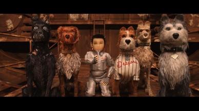 Últimos días para ver en cine 'Isla de perros', la última joya de Wes Anderson
