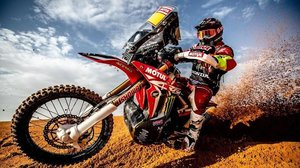 Joan Barreda (Honda) aspira a ganar, por fin, el mítico Dakar, que se celebra, integramente, en Perú.