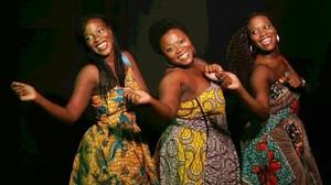El grupo de música The Sey Sisters