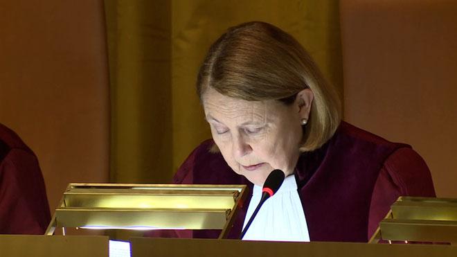La Justicia europea dictamina que el juez controle si el IRPH es abusivo, como explica la jueza Rosario Silva de Lapuerta.