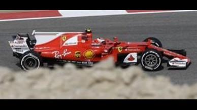 Ferrari rompe su primer motor en los ensayos de Baréin